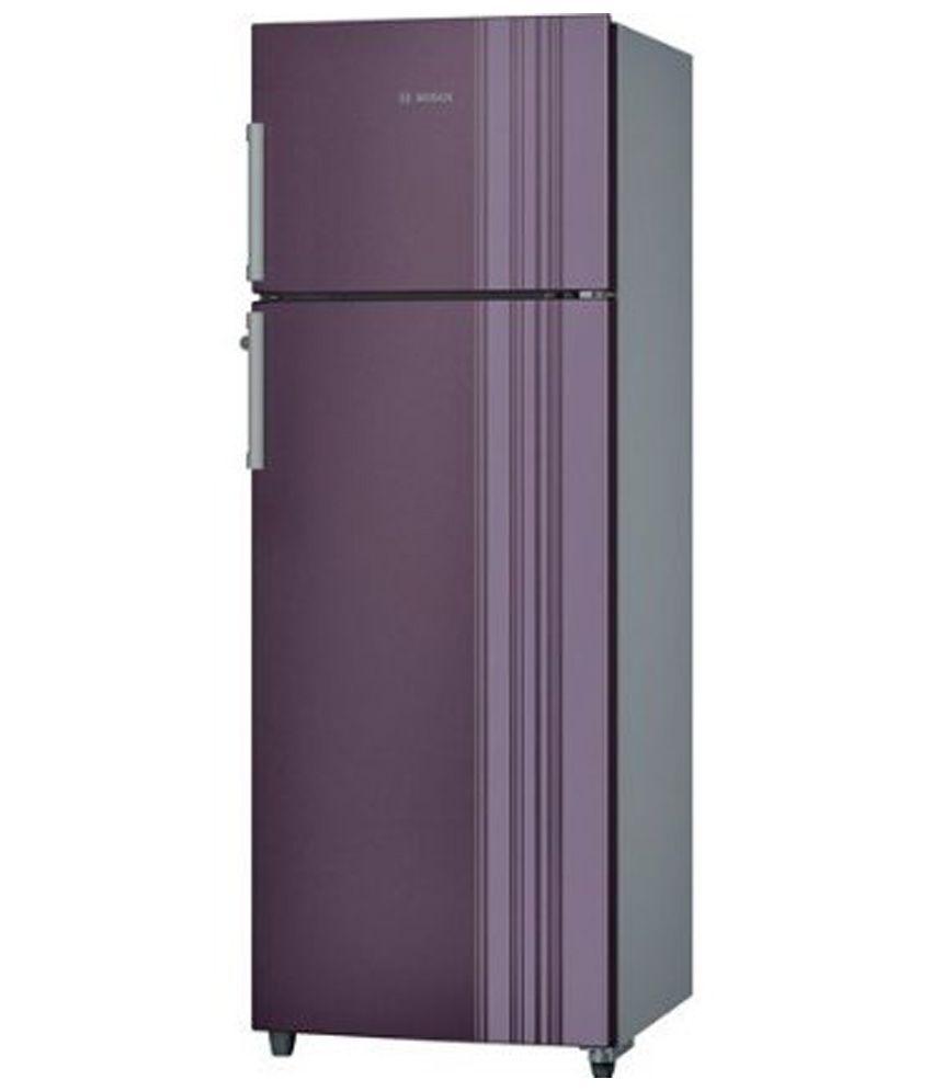Bosch 288 Ltr KDN30VR30I MultiAirFlow Double-door Refrigerator Royal Velvet