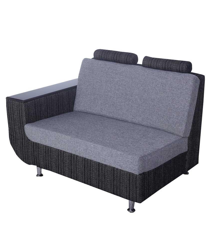 Kurlon Nova Fabric L Shape Sofa