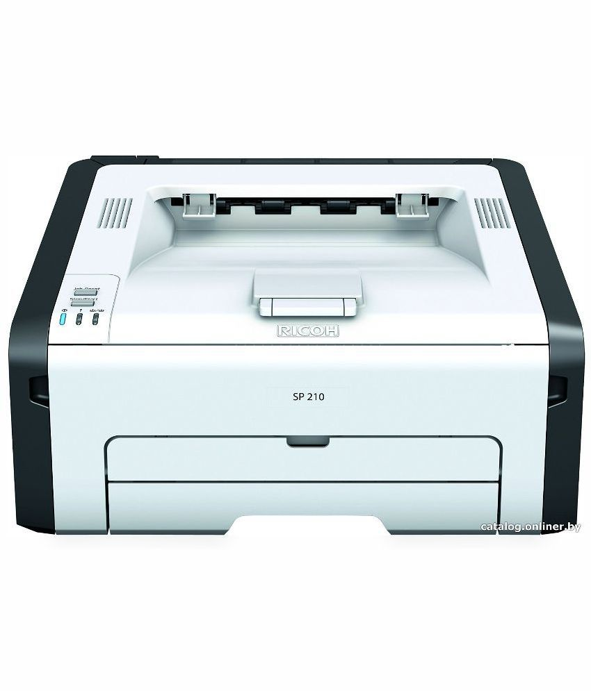 Ricoh SP210 Single Function (Jam Free 22PPM) Laser Printer