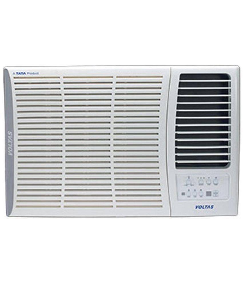 Voltas 0.75 Ton 2 Star 102 DYA/102 LYE/102 EY Window Air Conditioner White-17% OFF