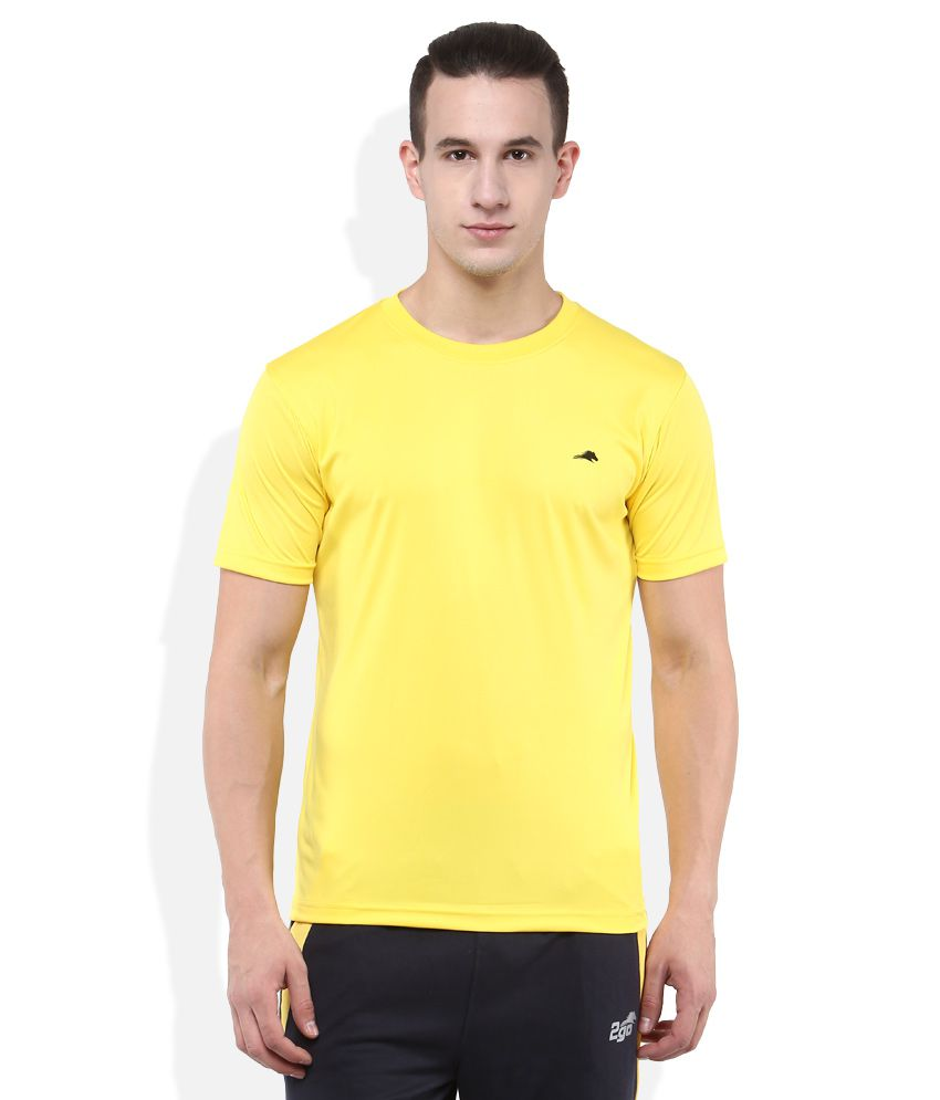 2Go Yellow T-Shirt
