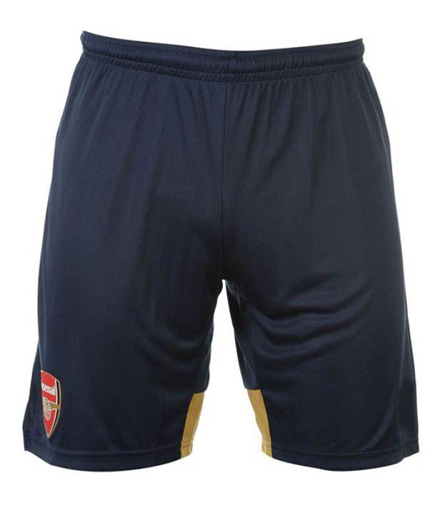 TrendBae Arsenal Away Replica Shorts
