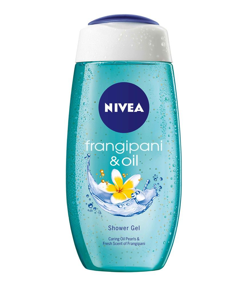 Nivea Frangipani Amp Oil Shower Gel 250 Ml Buy Nivea