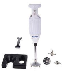 Rotomix RTM_White_200 Hand Blenders White
