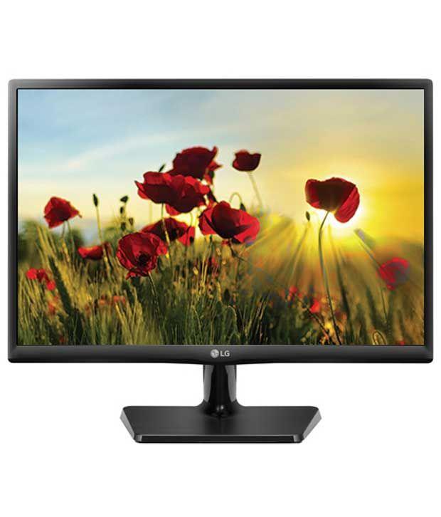 LG 20MP47A-P 49.53 cm (19.5) LED Monitor
