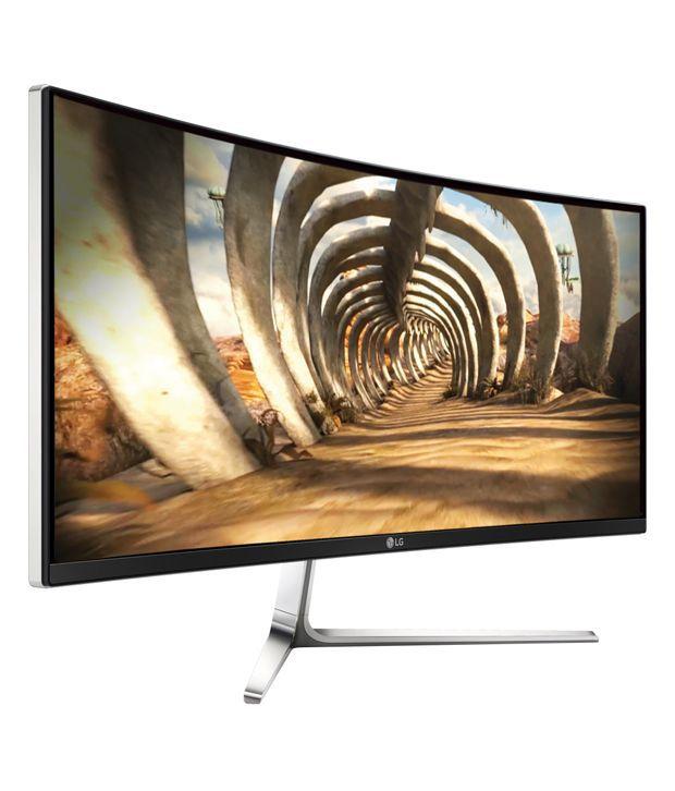LG 34UC97C 86.36 cm (34) Ultrawide Full HD IPS Display Monitor