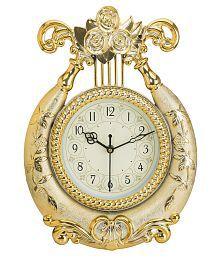 quick view wallace circular analog wall clock - Designer Wall Clocks Online