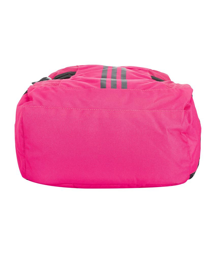 adidas pink backpack