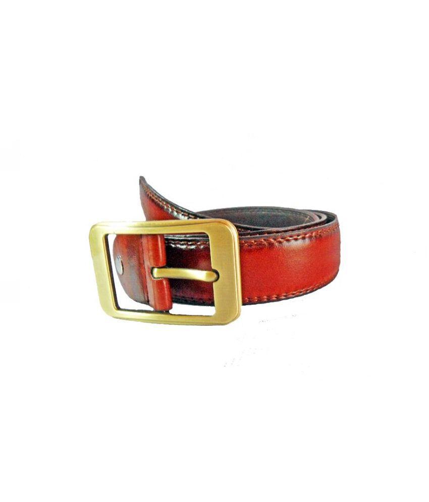 Dogwood Brown Belt for Men
