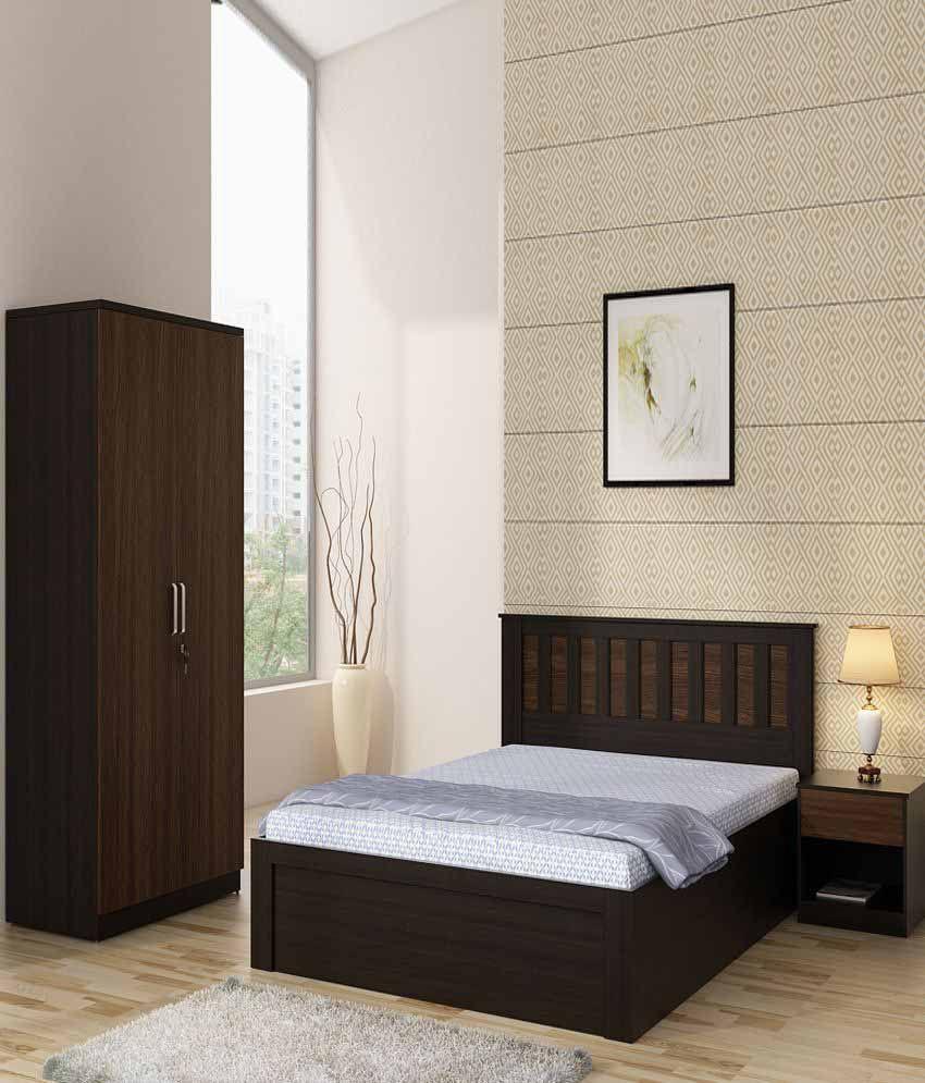 Spacewood Phoenix Bedroom Set