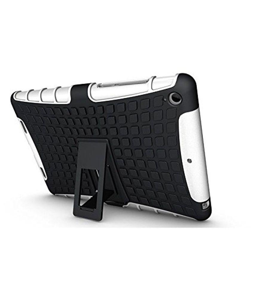 Heartly Case With Stand For Xiaomi Miui Mi Pad 7.9-white