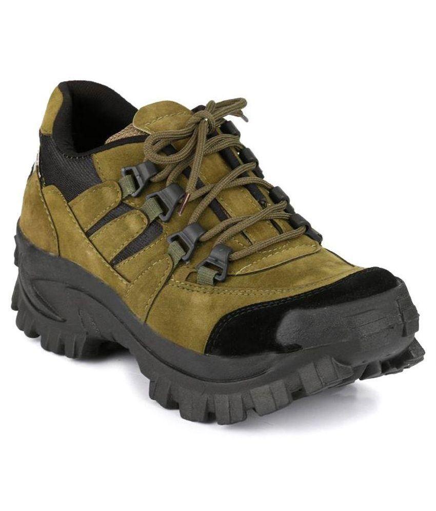 Aadi Olive Boots