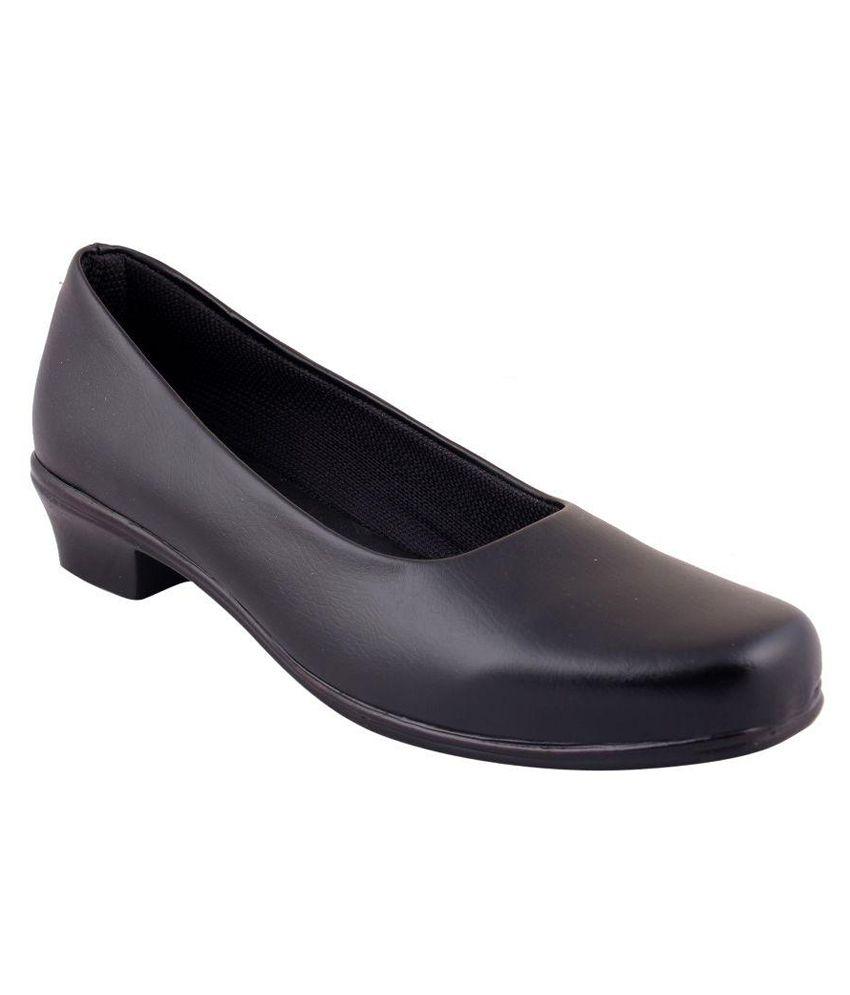 MSC Black Casual Shoes