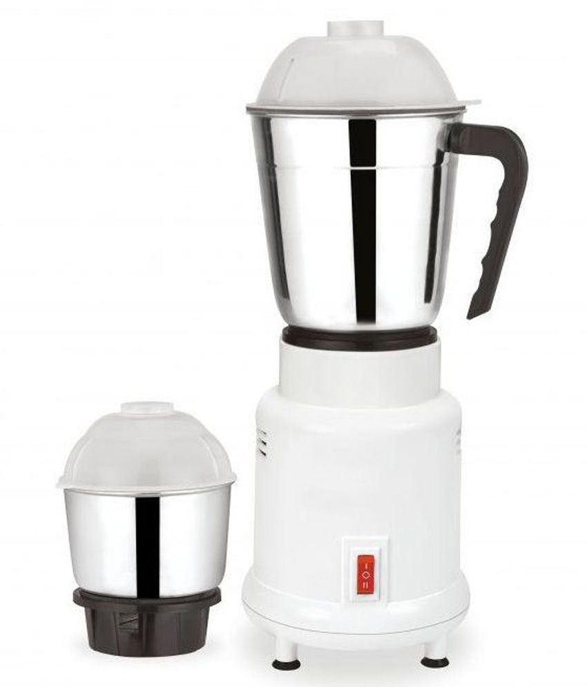 Munix Mini Galaxy 350W Mixer Grinder (2 Jars)