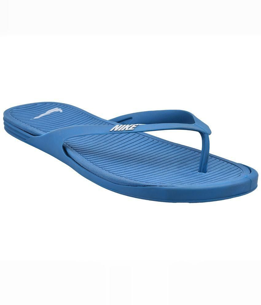 adbc3063347 Nike Matira Thong Brigade Blue -Wolf Grey Flip Flops Price in India- Buy Nike  Matira Thong Brigade Blue -Wolf Grey Flip Flops Online at Snapdeal