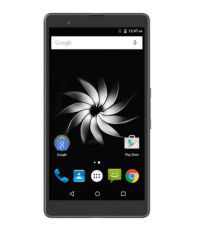YU 6000 Yureka Note (16GB, Black)