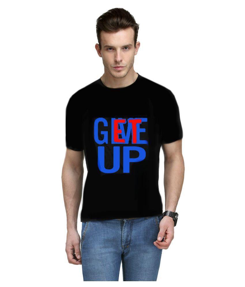 Aassv Black Round T Shirt
