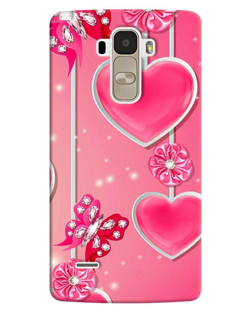 new arrival 76af6 5b9df FurnishFantasy 3D Printed Designer Back Case Cover for LG G4 Stylus