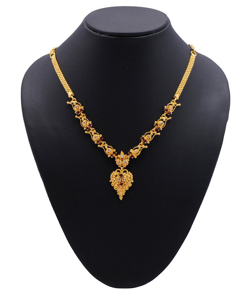 Paul Chains Princess Gold Imitation Necklace For Girls