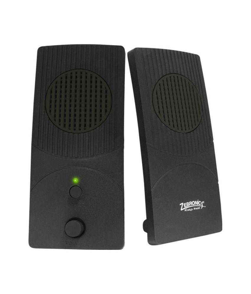 Zebronics Computer Multimedia 2.0 Speaker S300