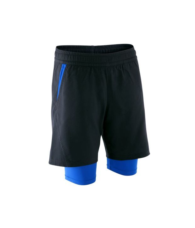 DOMYOS Breathe Boys Fitness Shorts