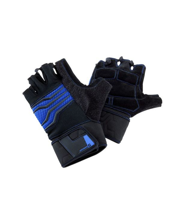 f3d820a30a4e1f DOMYOS Gloves Body 900 Men's Advanced Strength Training Gloves: Buy Online  at Best Price on Snapdeal