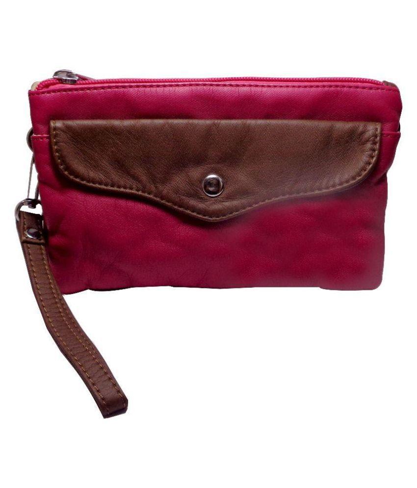 Trendz Pink Wallet