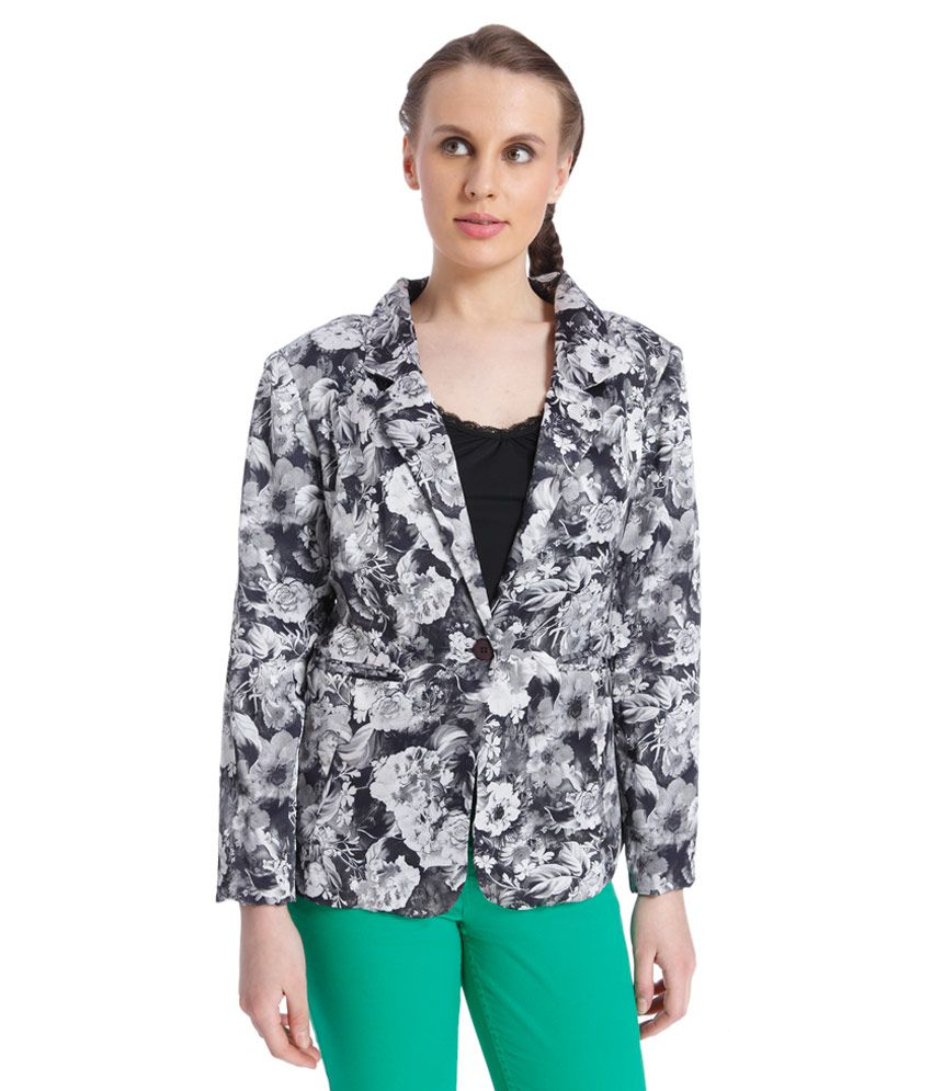 For The Chic Indian Women!! Upto 65% Off On Women's Clothing By Snapdeal   Vero Moda Black Jacket @ Rs.1,223