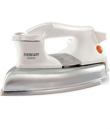 Eveready DI500 Dry Iron White