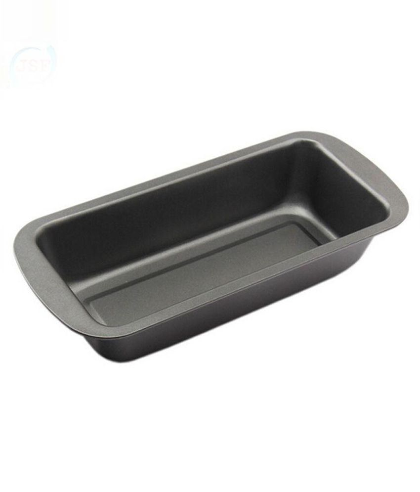 Creativities International Microwave Safe Aluminium Bread Baking Pan