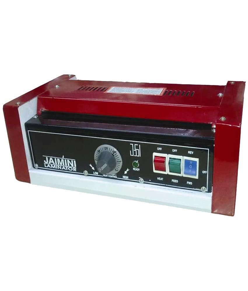 Jaimini Lamination Machine Buy Online At Best Price On Snapdeal