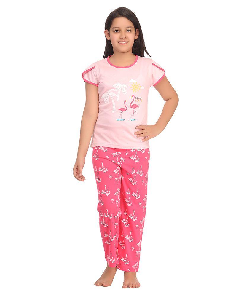 Kanvin Permium Kids Nightwear - Buy Kanvin Permium Kids Nightwear Online at  Low Price - Snapdeal e481d19b5
