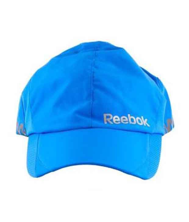 Reebok Blue Polyester Cap for Men - Buy Online   Rs.  5655c2a05c5