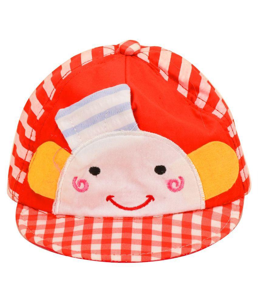 Tiekart Multicolour Cotton Cap