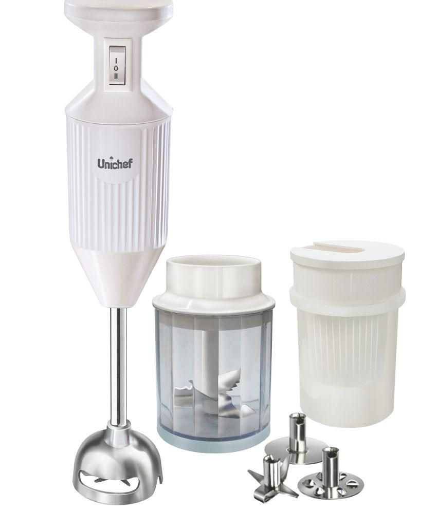 Unichef Super 400W Chopper & Blender