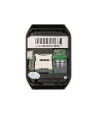 ROOQ Black  Bluetooth 3.0 Smartwatch