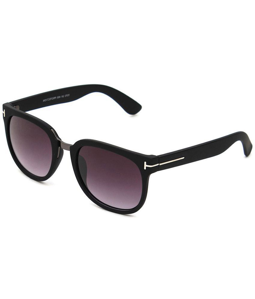 6by6 Purple Wayfarer Sunglasses ( SG1177 )