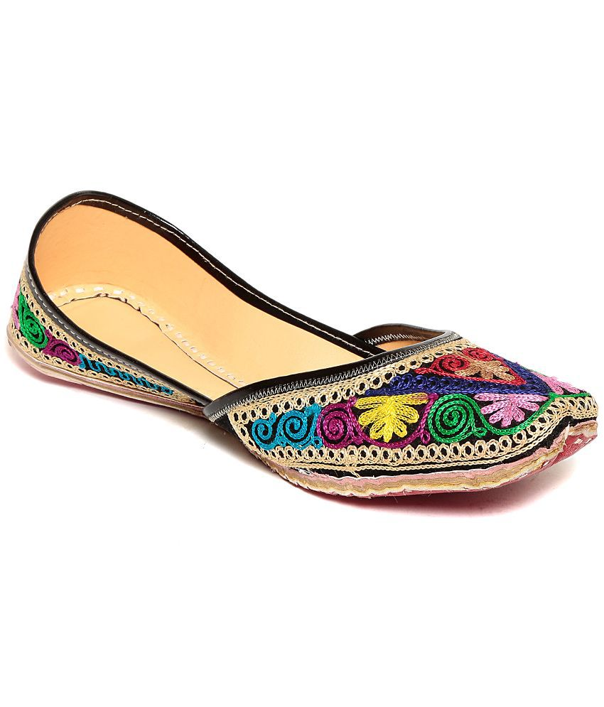 TEN Multi Color Flats