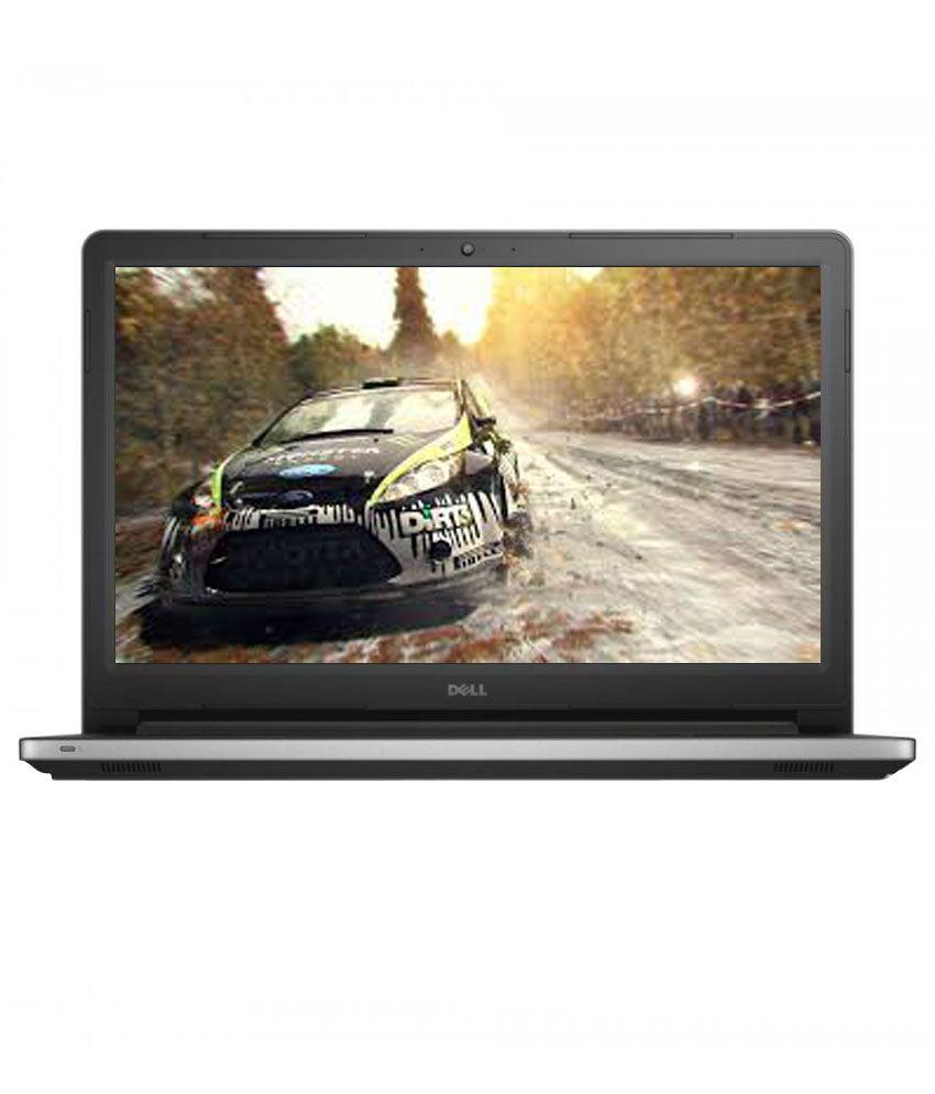 Dell Inspiron 15 5559 Notebook (6th Gen Intel Core i5- 8GB RAM- 1TB HDD- 39.62 cm (15.6) Full HD- Windows 10- 4GB Graphics) (Silver)