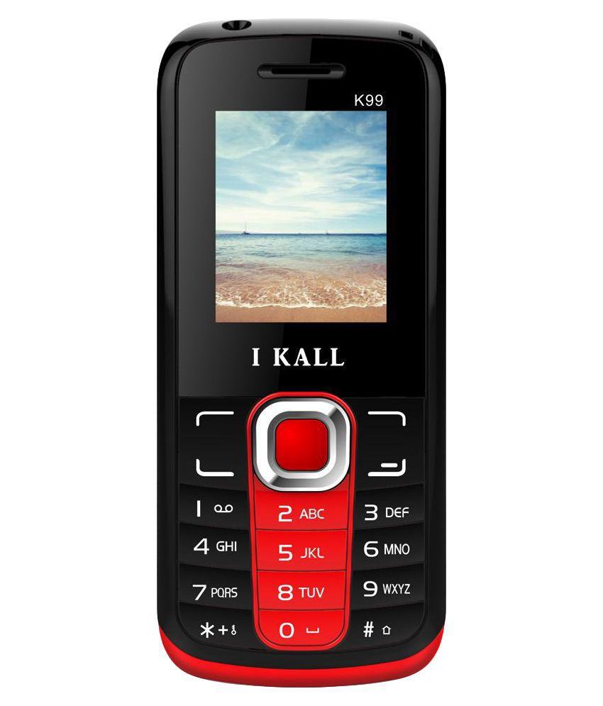 I Kall K99 (Black-Red)