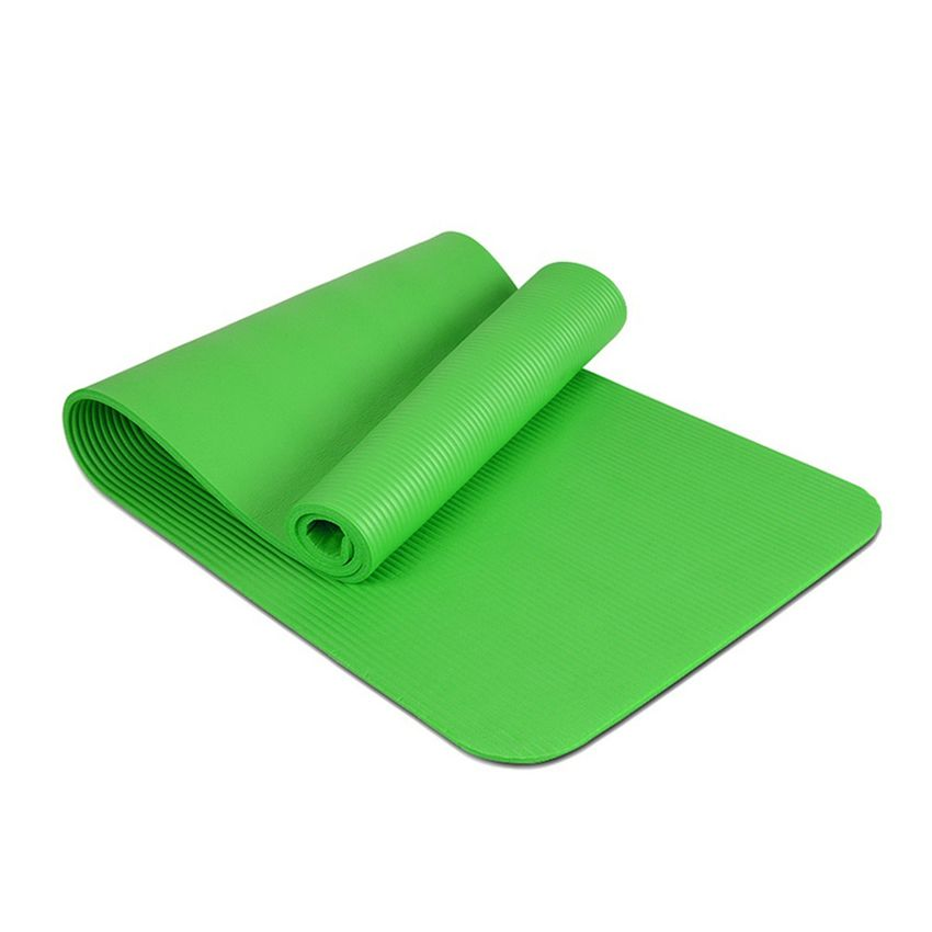 Iris Green Yoga Mat: Buy Online At Best Price On Snapdeal