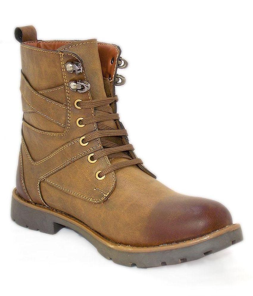 Woof Brown Boots