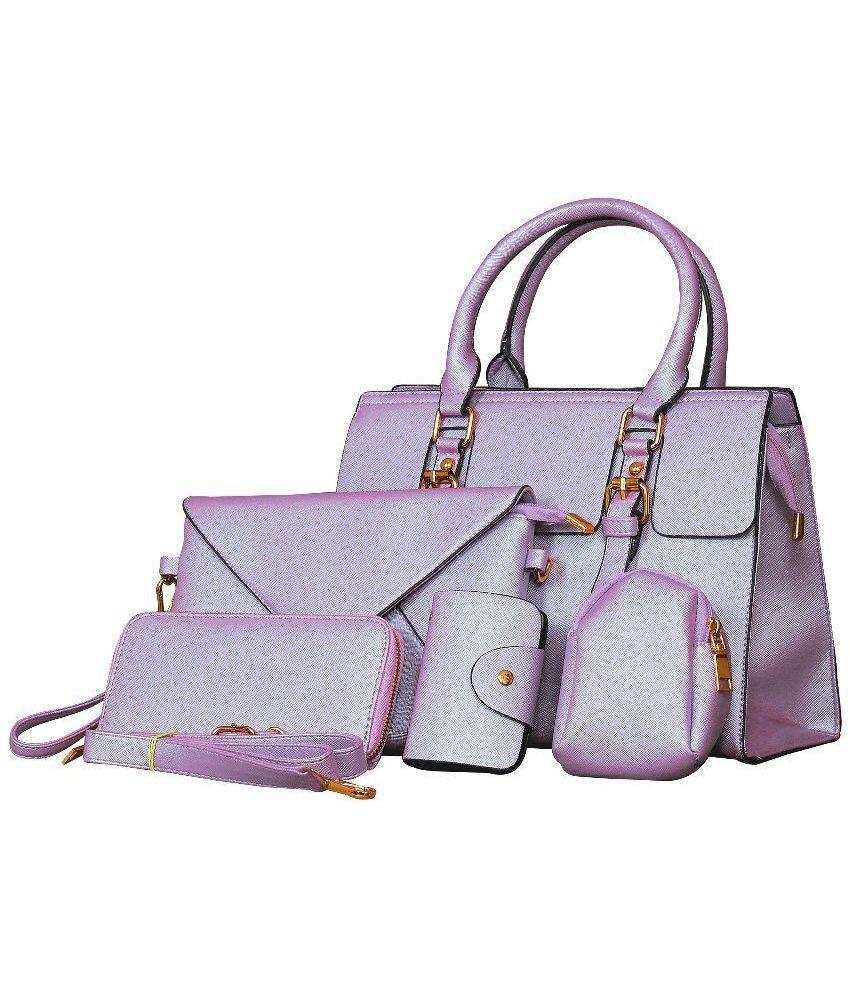 Unifree Purple P.U. Combo