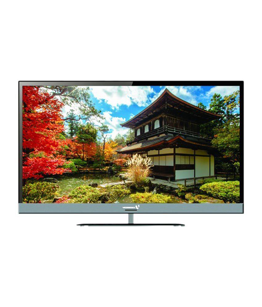 Videocon VJU32HH18XAH 81 cm (32) Liquid Luminous Smart HD Ready LED Television