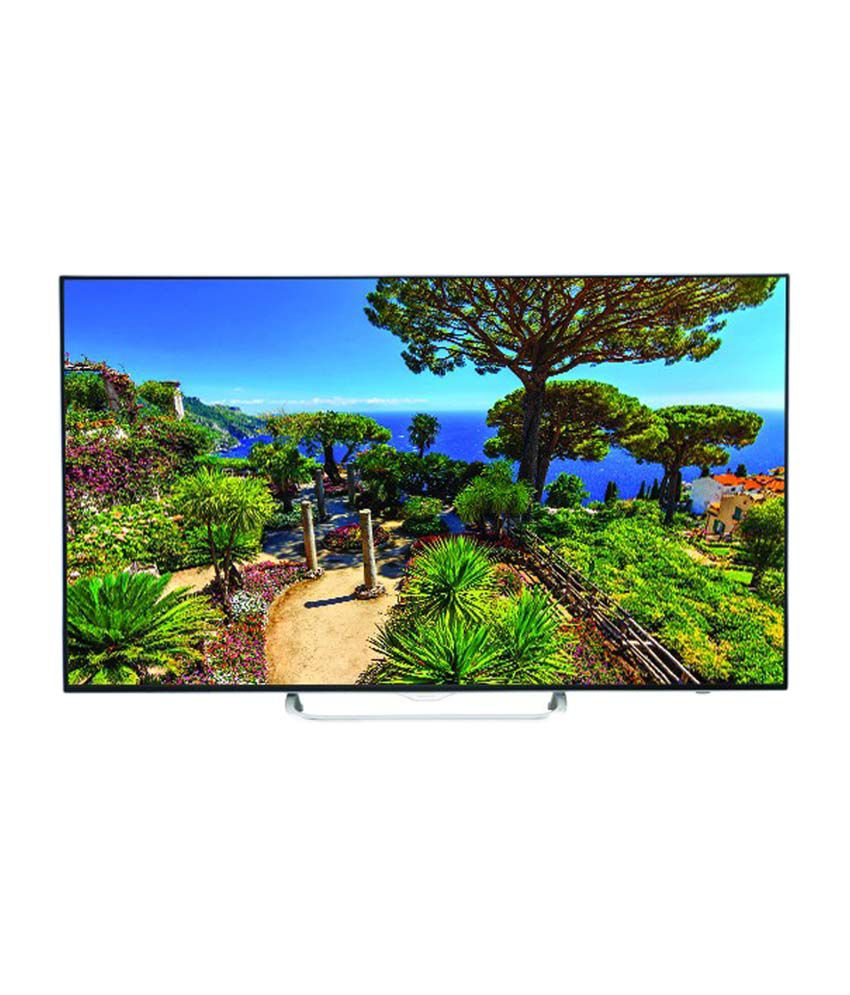 Videocon VMS40QX19SA 102 cm (40) Smart Ultra HD (4K) LED Television