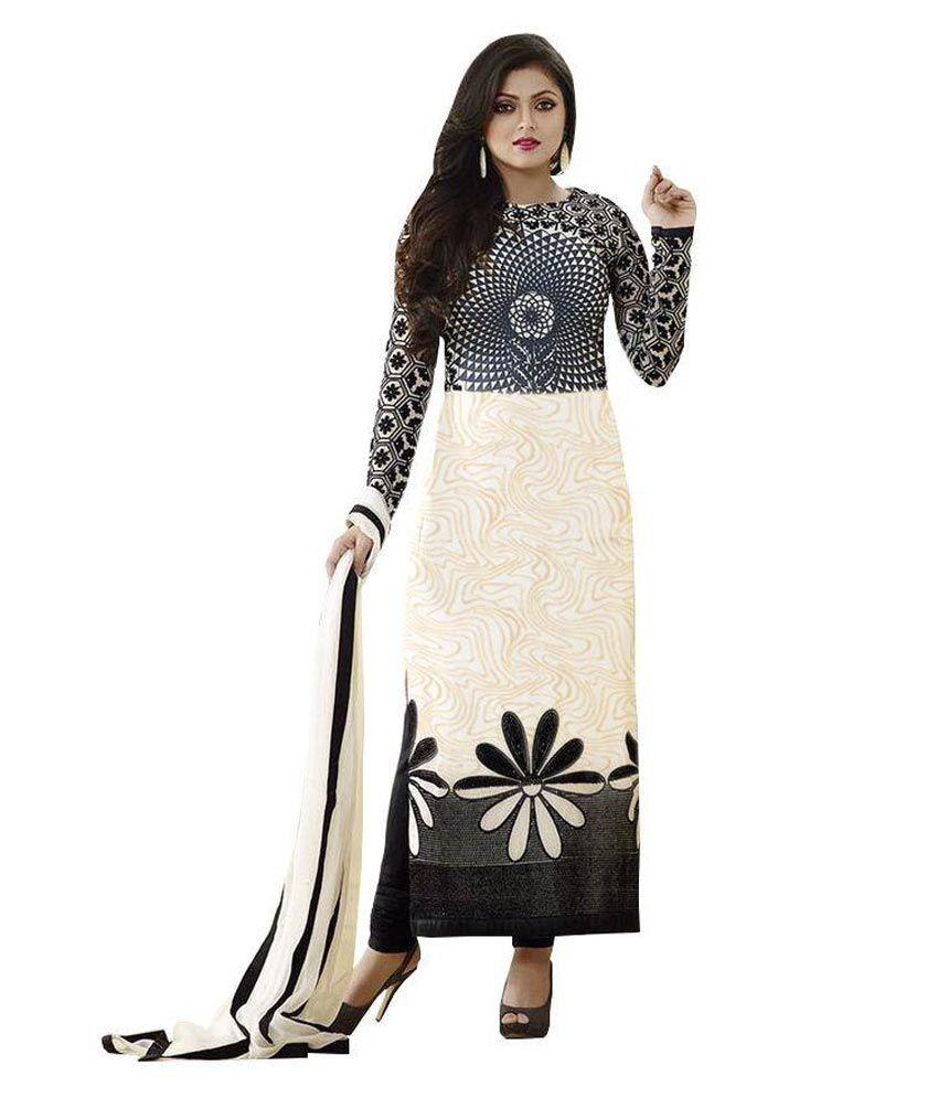 a589c6236 Ambaliya Fashion Black Cotton Pakistani Suits Unstitched Dress Material -  Buy Ambaliya Fashion Black Cotton Pakistani Suits Unstitched Dress Material  Online ...
