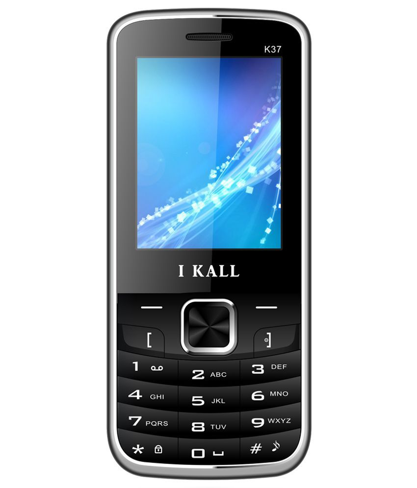I Kall K37 ( Below 256 MB Black )