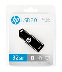 HP V150W 32 GB Pen Drives Black