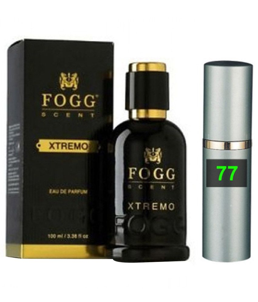 Fogg Xtremo EDP- 90 ml and 77 EDP- 20 ml (Combo)