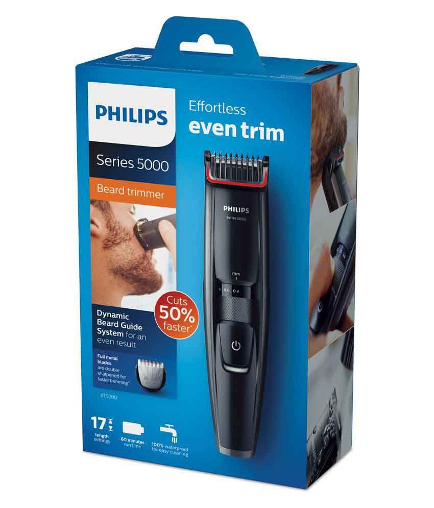 Philips BT5200 15 Pro Skin Advanced Trimmer - Buy Philips BT5200 15 ... 4d928a4ddcf